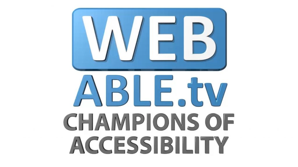 Champions of Accessibility