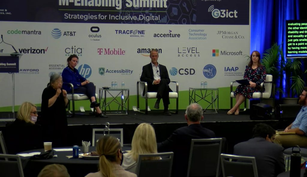 View 2021 M-Enabling Day1 2:30PM: Panel – AI Applications with a vendor's digital pass